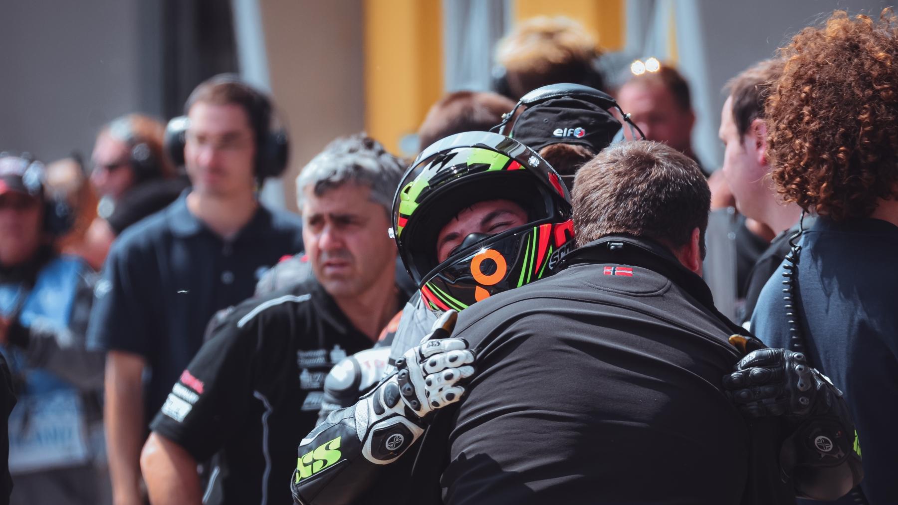 Wildcard beim Sachsenring-GP 2016