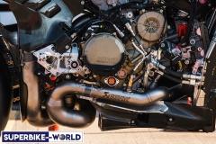 Panigale V2: Der Motor